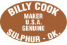 SHORT STOP BILLY COOK CUOIO HARNESS