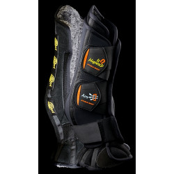 STABLE BOOTS FRONT EQUICK eBOOTS KRISTAL AEROMAGNETO