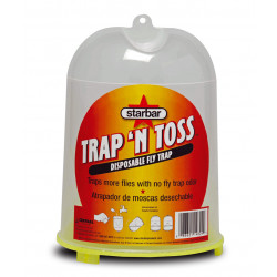 TRAP'N TOSS TRAPPOLA USA E GETTA CON ATTRATTIVO INCLUSO