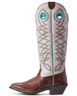 STIVALI WESTERN DONNA ARIAT ROUND UP BUCKAROO