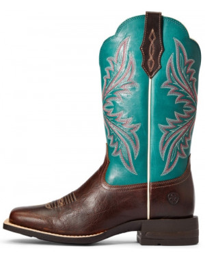 STIVALI WESTERN DONNA ARIAT WEST BOUND