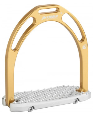 STAFFE INGLESI JIN STIRRUP ANATOMIC