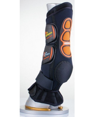 STABLE BOOT FRONT EQUICK eBOOTS AEROMAGNETO