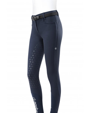 PANTALONI DONNA FULL GRIP EQODE BY EQUILINE