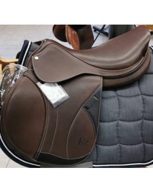 SELLA INGLESE DA SALTO EQ1 GOODLY BY EQUILINE MIS. 18 ARCHETTO MEDIO INTERCAMBIABILE OFFERTA SPECIALE
