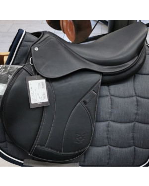 SELLA INGLESE DA SALTO EQ1 GOODLY BY EQUILINE MIS. 17 ARCHETTO MEDIO INTERCAMBIABILE OFFERTA SPECIALE