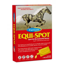 MINI EQUI SPOT INSETTICIDA 1 PIPETTA DA ML. 10