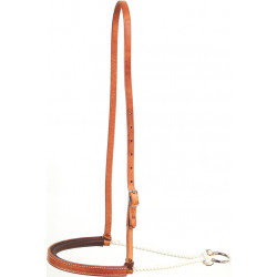 NOSE BAND CUOIO RAWHIDE