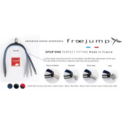 SPERONI FREE JUMP SPUR'ONE PERFECT FITTING HAMMER