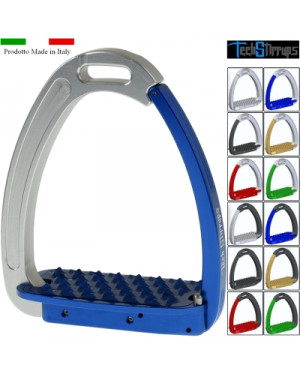 STAFFE SICUREZZA TECH STIRRUPS VENICE YOUNG PEDANE 106 X 51