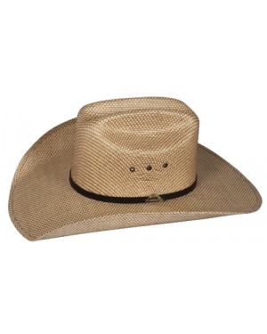 "CAPPELLO PAGLIA MODELLO ""WEST CHEST"" ROPER"