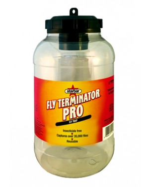 FLY TERMINATOR PRO CON ATTRACTANT