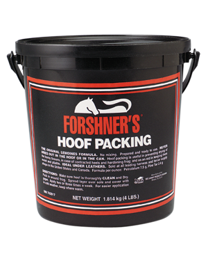 FORSHNER'S HOOF PACKING KG. 6,30