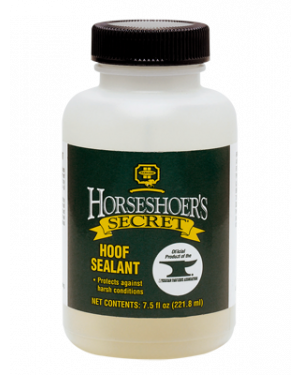 HORSESHOERS'S SECRET HOOF SEALANT ML 222