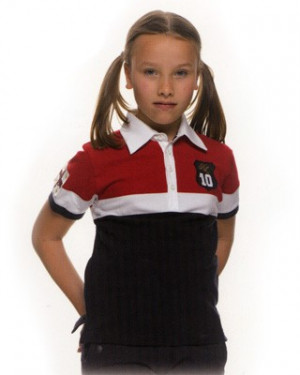 POLO KINGSLAND JUNIOR UNISEX MOD. MARYMOUNT