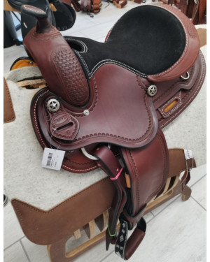 SELLA WESTERN PONY DENVER MODELLO ELITE MIS.12