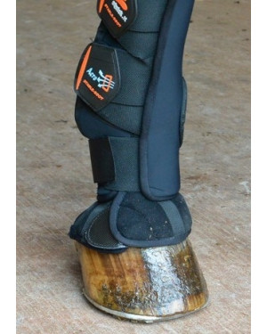 STABLE BOOT FRONT EQUICK eBOOTS AERO