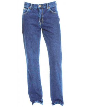 "JEANS WRANGLER MODELLO ""TEXAS STRETCH"" WASH BLU"